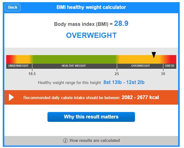 BMI Day 1