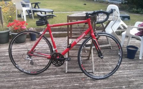 Btwin Triban 3 Red