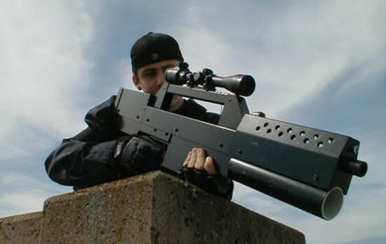 Snipers on the Roofs of the UK